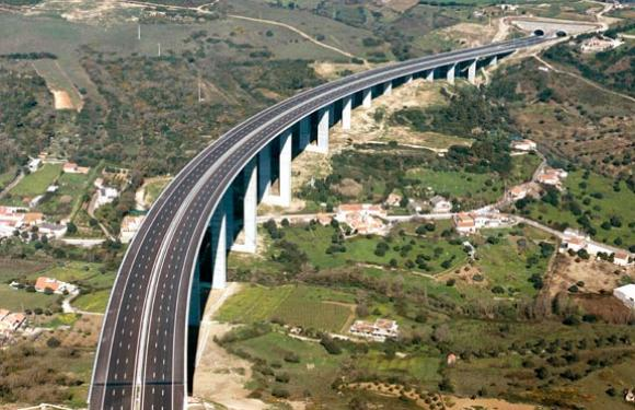 02. Highway viaduct, Loureiro (Portugal)