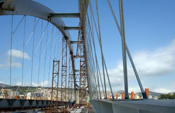 09. Arch Bridge Over the Railway in Souk Ahras (Algeria)